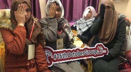 Wafaa Aludaini, Jurnalis Wanita Gaza di Garis Depan