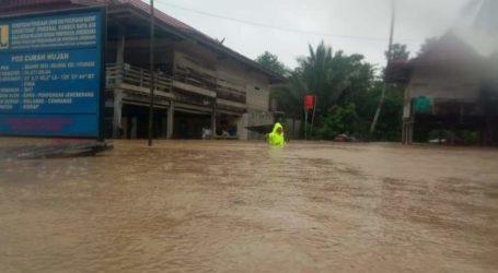 BNPB : Banjir dan Rob di Beberapa Wilayah Indonesia