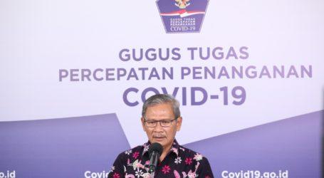 Achmad Yurianto: Penambahan Kasus Positif COVID-19 Masih Terjadi