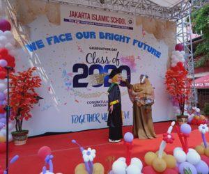 Jakarta Islamic School (JISc) Gelar wisuda Foto MINA