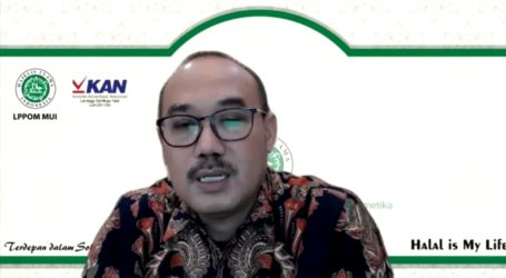 LPPOM Beri Penghargaan Perusahaan Bersertifikat Halal MUI