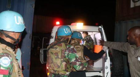 Komandan Satgas Kizi TNI Konga: Prajurit TNI Gugur Setelah Diserang Mendadak Kelompok Bersenjata