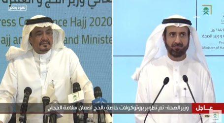 Saudi Batasi Jumlah Jamaah Haji 10.000 Orang