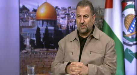 Al-Arouri: Hamas Siap Bekerjasama dengan Fatah Hadapi Aneksasi