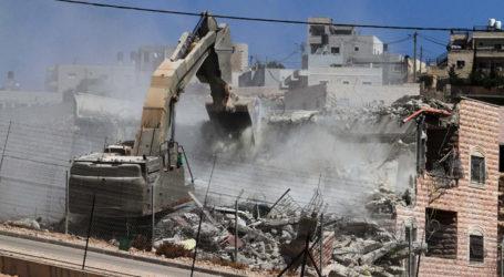 Hamas: Israel Jalankan Rencana Aneksasi dengan Tingkatkan Pembongkaran