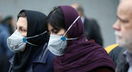 Korban Wafat Covid-19 Iran Lebih 10.000 Orang