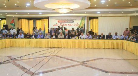 Seluruh Faksi Palestina Deklarasikan Perlawanan Nasional Hadapi Aneksasi