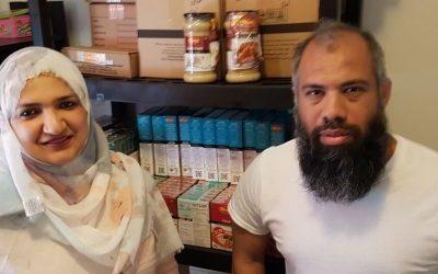 Pasangan Muslim di Kanada Sukses Dengan Bisnis Makanan Halal