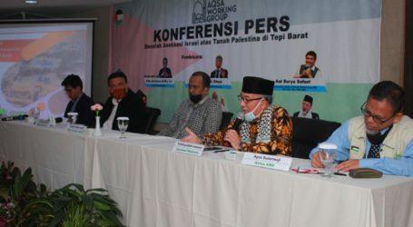 Seruan Bersama Menolak Aneksasi Tepi Barat Palestina Menggema di Jakarta
