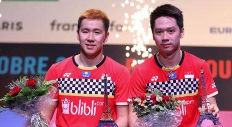 Marcus/Kevin Ditargetkan Medali Emas di Olimpiade Tokyo 2021