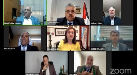 Konferensi Rakyat Palestina di Luar Negeri : Batalkan Aneksasi