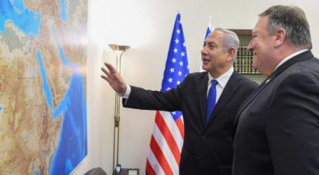 Menlu AS Pompeo: Keputusan Aneksasi Ada Pada Israel Sendiri