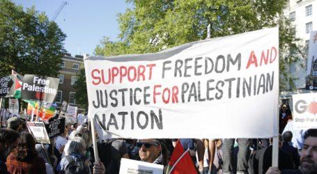 Ratusan Tokoh di Inggris Kecam Aneksasi Israel