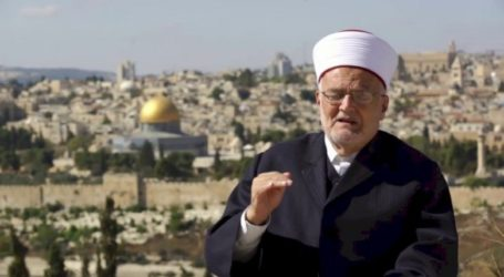 Sheikh Sabri Ingatkan Tanggung Jawab Negara Arab atas Al-Aqsa
