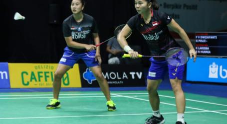 PBSI Home Tournament: Penentuan Juara Grup Ganda Putri