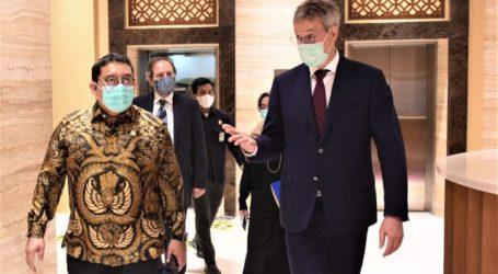 Indonesia Dukung Kolaborasi UE-ASEAN Produksi Vaksin Covid-19