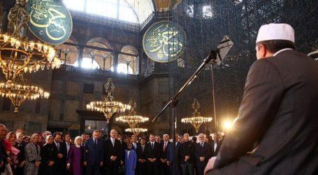 Hagia Sophia Dari Masjid Kembali ke Masjid