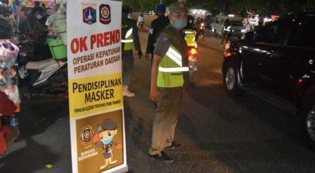 Satpol PP DKI Jakarta Gelar OK Prend