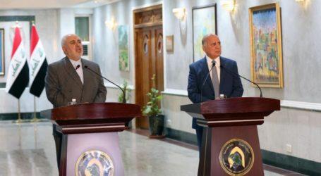 Menlu Iran ke Baghdad, Roket Serang Kedutaan AS