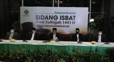 Pemerintah Tetapkan Idul Adha 1441 H Jatuh Pada 31 Juli 2020