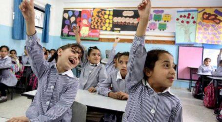 UNRWA: Tahun Ajaran Baru di Gaza Akan Dimulai Tanggal 8 Agustus