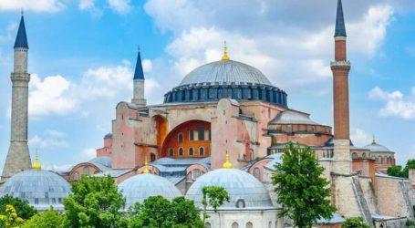 Pemimpin Gereja Ortodoks Tolak Pengubahan Hagia Sophia Jadi Masjid