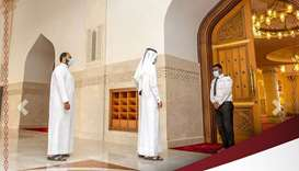 Qatar Kembali Buka 300 Masjid
