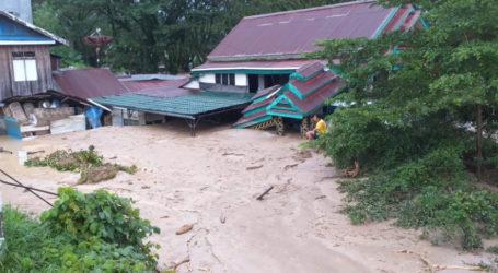 BNPB: 4.930 Keluarga Terdampak Banjir Bandang di Luwu Utara