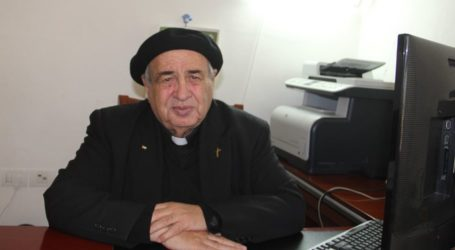 Pastur Musallam Serukan Negara Arab dan Muslim Bela Masjid Al-Aqsa