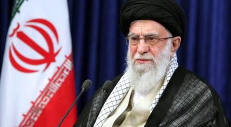 Cuitan Ayatollah Khamenei Lenyapkan Israel Tak Langgar Kebijakan Twitter