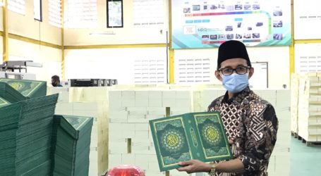 Komisi VIII DPR Minta Produksi Al-Quran Ditingkatkan