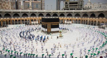Kementerian Media Arab Saudi Sediakan Layanan Informasi Haji 2020 Virtual