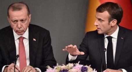 Dituding Langgar Kedaulatan Negara Uni Eropa, Turki Bantah Perancis