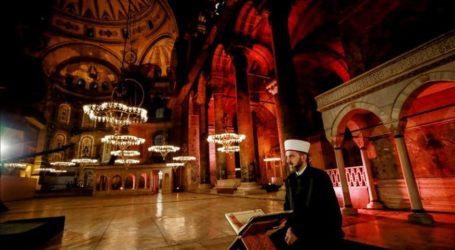 Turki Kecam Reaksi Yunani AtasPerbahan Status Hagia Sophia