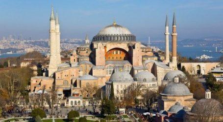 Turki Kembali Ubah Bekas Gereja di Istanbul Menjadi Masjid