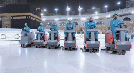 Jamaah Memulai Rangkaian Ibadah Haji Pada Rabu