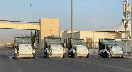 Kota Makkah Siapkan Layanan Operasional Musim Haji 2020