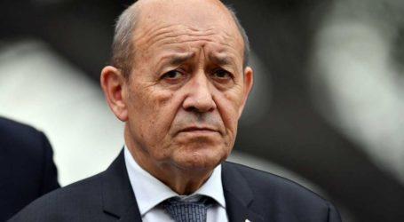 Lebanon Krisis Ekonomi Terburuk, Menlu Perancis Berkunjung