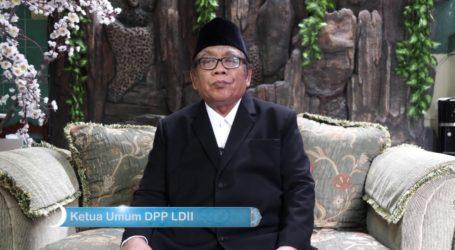 Ketua Umum DPP LDII Abdullah Syam Meninggal Dunia