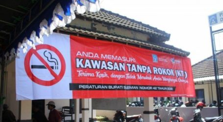 Sekjen Kemenkes: 397 Kabupaten/Kota Sudah Miliki Perda Kawasan Tanpa Rokok