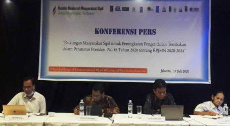 Koalisi Masyarakat Sipil Dukung Kebijakan Baru Pengendalian Tembakau