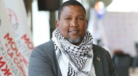 Cucu Mandela Serukan Bangun Jaringan Solidaritas Global Lawan Aneksasi