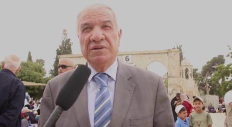 Direktur Wakaf Al-Quds: Tindakan Israel di Masjid Aqsa Ancaman Berbahaya