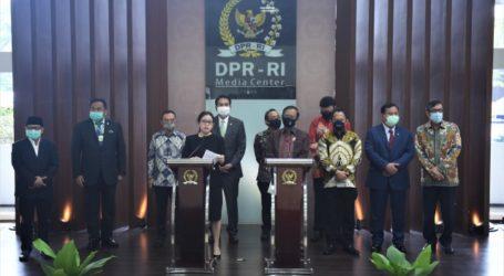 Pemerintah dan DPR Sepakat Ubah Substansi RUU HIP Jadi RUU BPIP