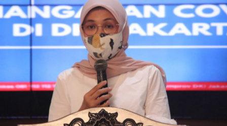 Perkembangan COVID-19 di Jakarta, 13.598 Kasus per 10 Juli