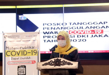 COVID-19 Jakarta: Tak Ada Yang Meninggal per 25 Juli 2020