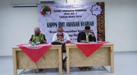 Imaam: Hadirnya BMT Amanah Syariah Dapat Selamatkan Masyarakat dari Riba