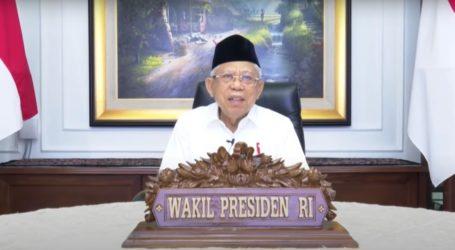 Wakil Presiden Hadiri Anugerah Syiar Ramadhan 2020 Apresiasi