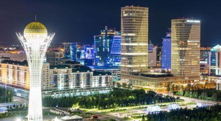 Pemerintah Kazakhstan Melawan Covid-19
