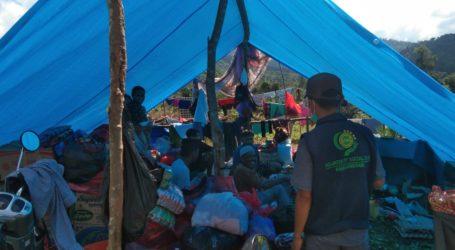 KAMMI Makasar Bantu Salurkan Logistik Bencana Banjir di Masamba